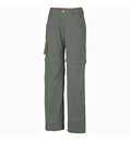 Columbia Girl's Silver Ridge Convertible Pant hemlock